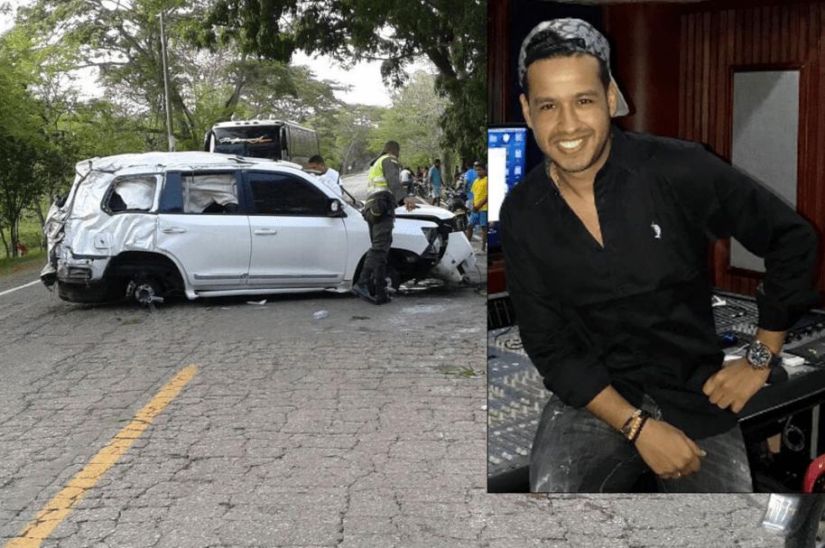 Accidente de Martín Elías San Onofre (Sucre).