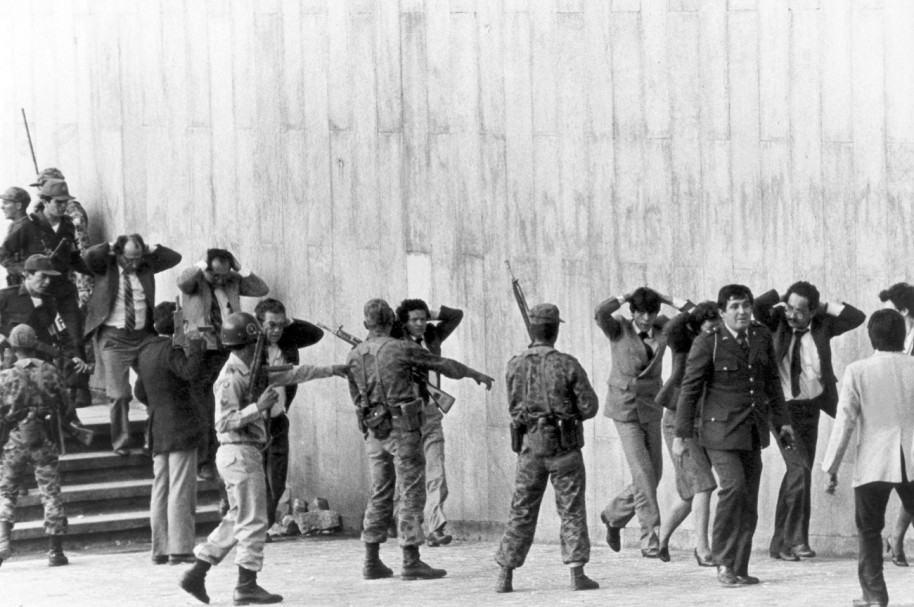 Retoma del Palacio de Justicia, noviembre de 1985