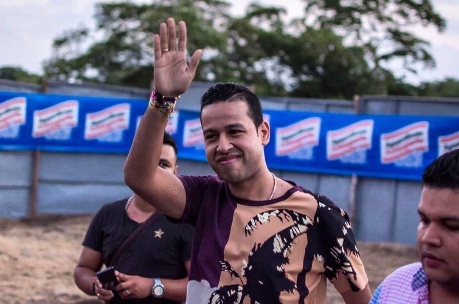 Martín Elías Díaz, cantante (Q.E.P.D.)
