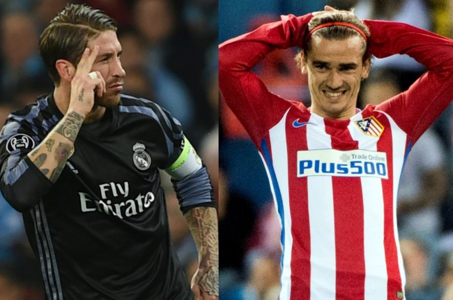 Real Madrid y Atlético
