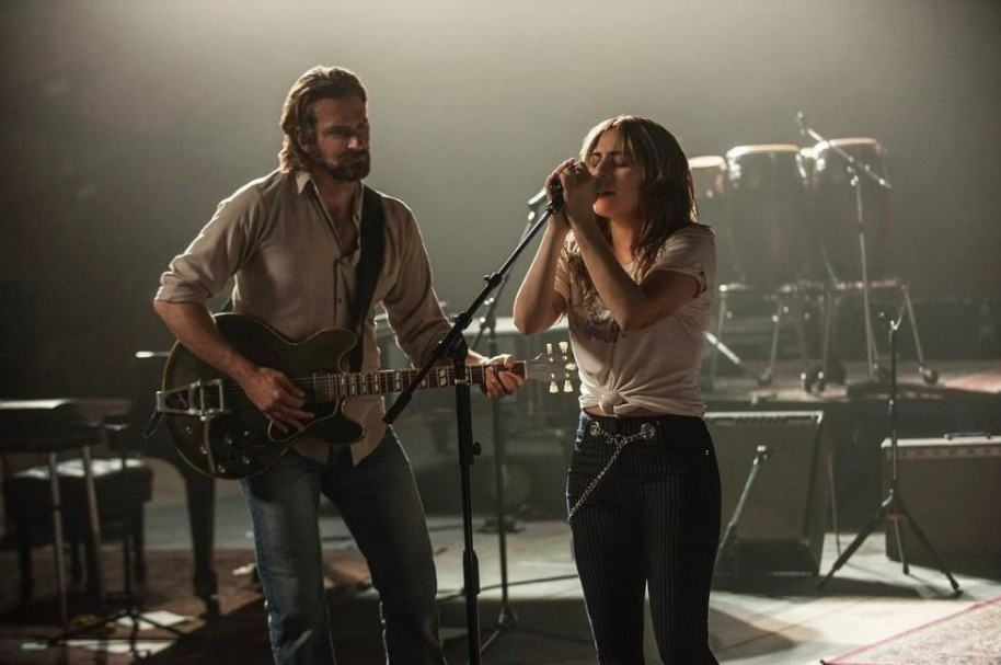 Bradley Coooper y Lady Gaga en 'A Star is Born'