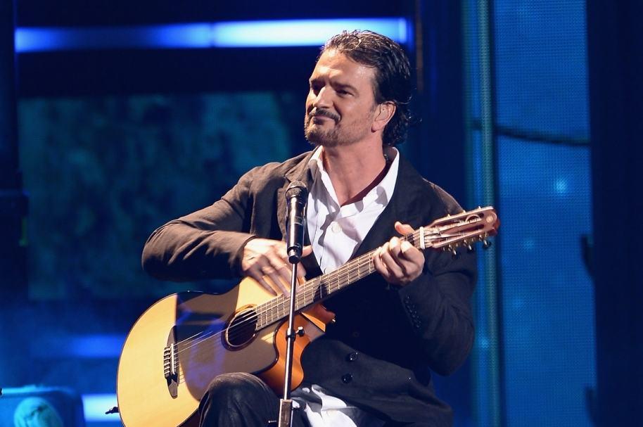 Ricardo Arjona, cantante.
