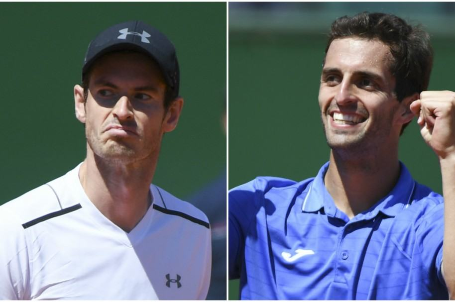 Andy Murray / Albert Ramos