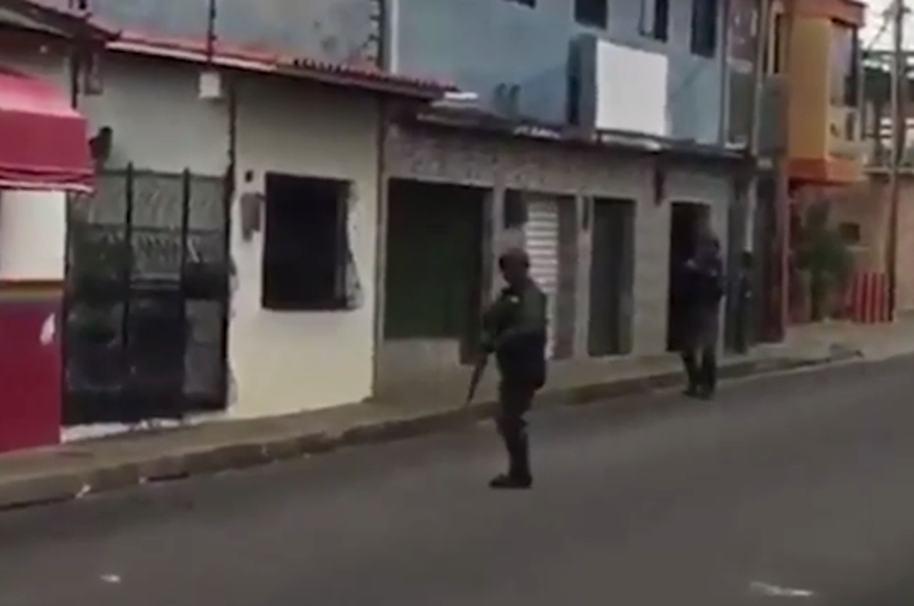 Soldado venezolano