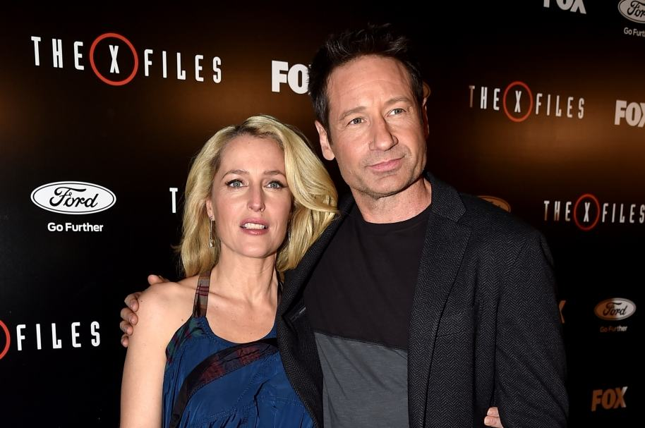 Premiere de 'The X-Files' de Fox