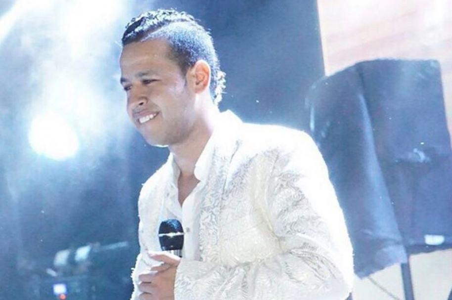 Martín Elías, cantante (Q.E.P.D.)