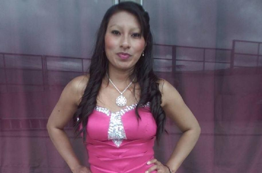 Saida Rocio Yaima, mujer asesinada