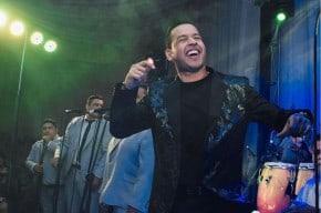 Martín Elías, cantante (Q.E.P.D.).