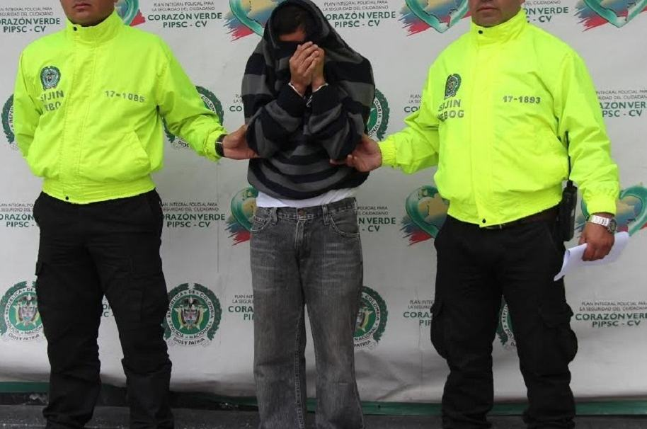 Abuso sexual en Bogotá