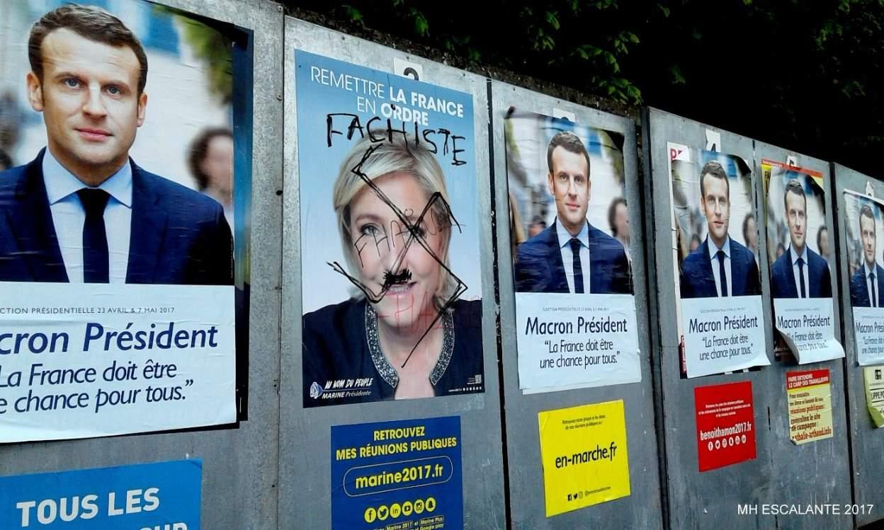 Elecciones en Francia