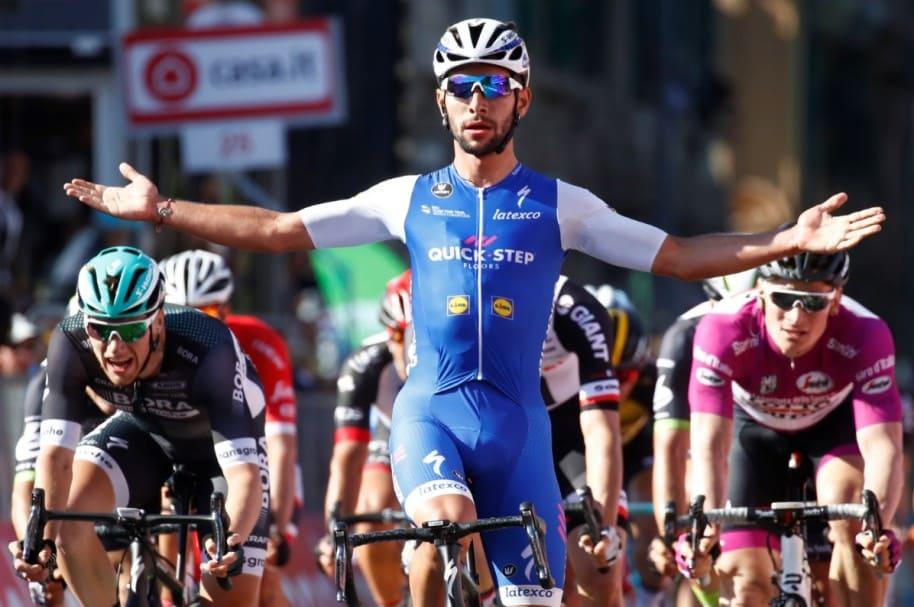 Gaviria gana etapa 5 del Giro
