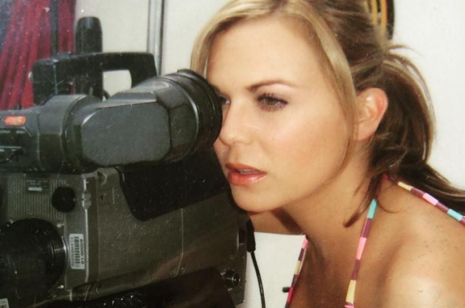Carolina Sabino, actriz.