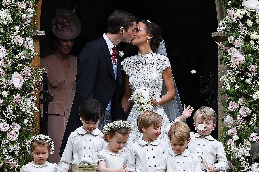 Boda de Peppa Middleton
