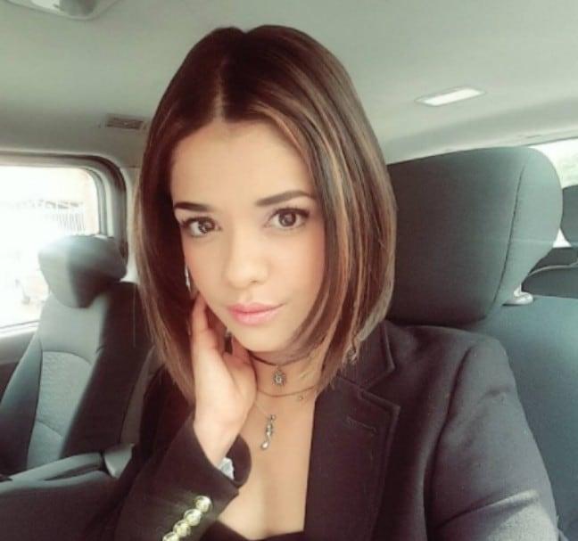 Actriz Lauren Emilia Ceballos. Pulzo.com