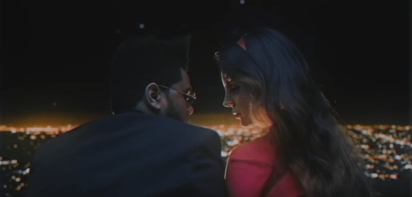 Lana del Rey y The Weeknd en el video de 'Lust for life'. Pulzo.com