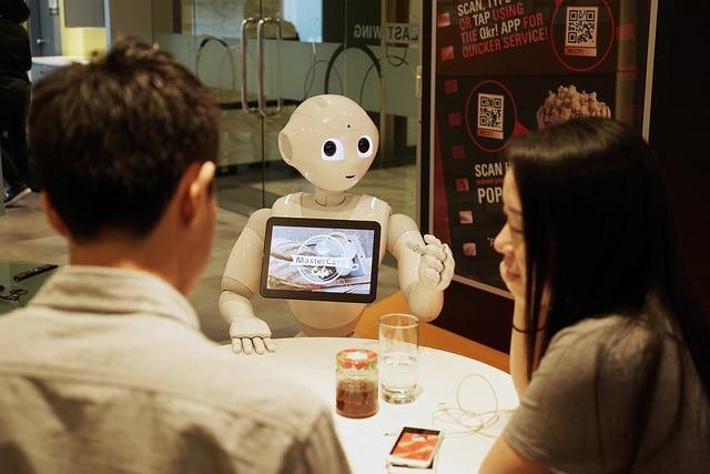 Robot Pepper - Pulzo.com