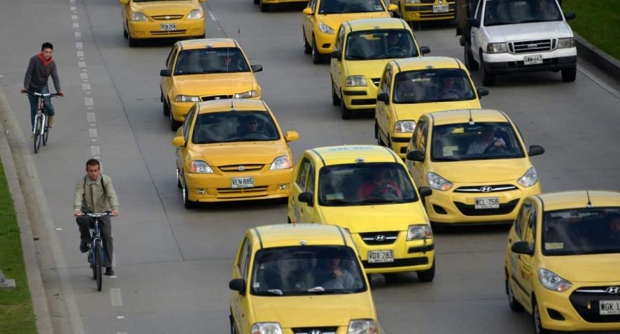 Estas 5 empresas de taxis de bogot ser n investigadas por for Empresas de jardineria bogota