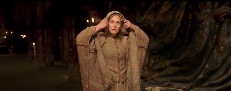 Hechicera del príncipe Adam, en 'La Bella y la Bestia'.