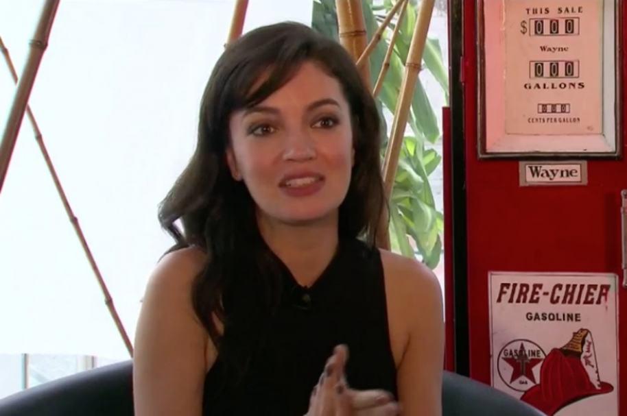 María Adelaida Puerta, actriz colombiana.