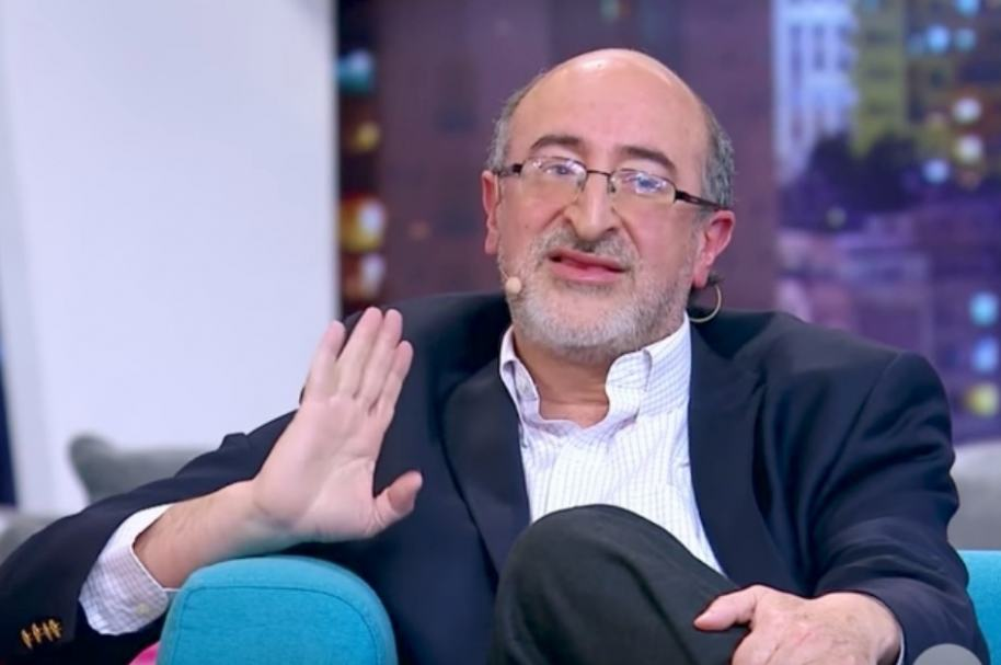 Juan Lozano, periodista colombiano.