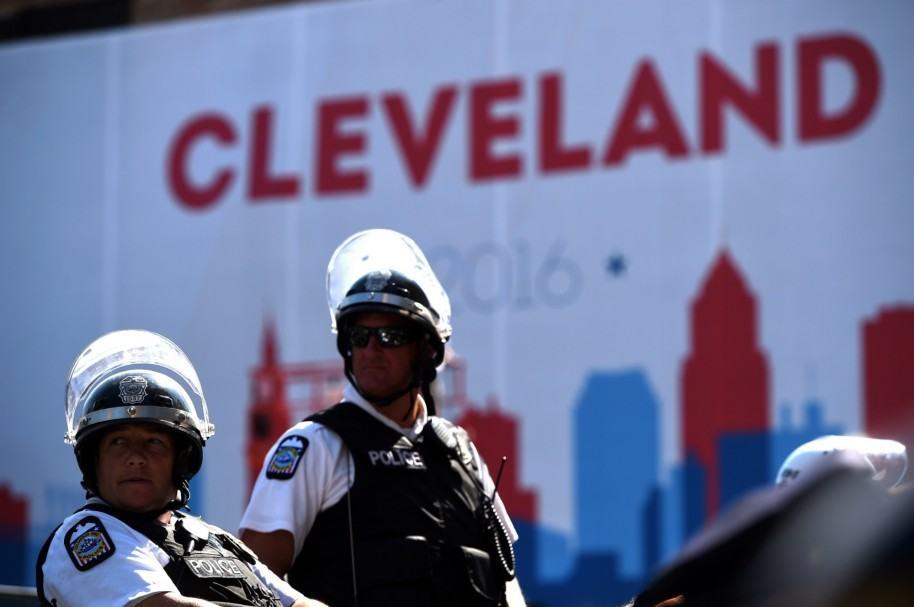 Policía de Cleveland