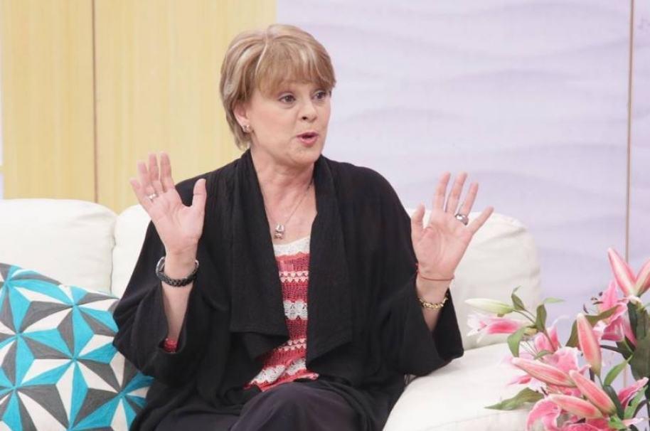 María Cecilia Botero, actriz.