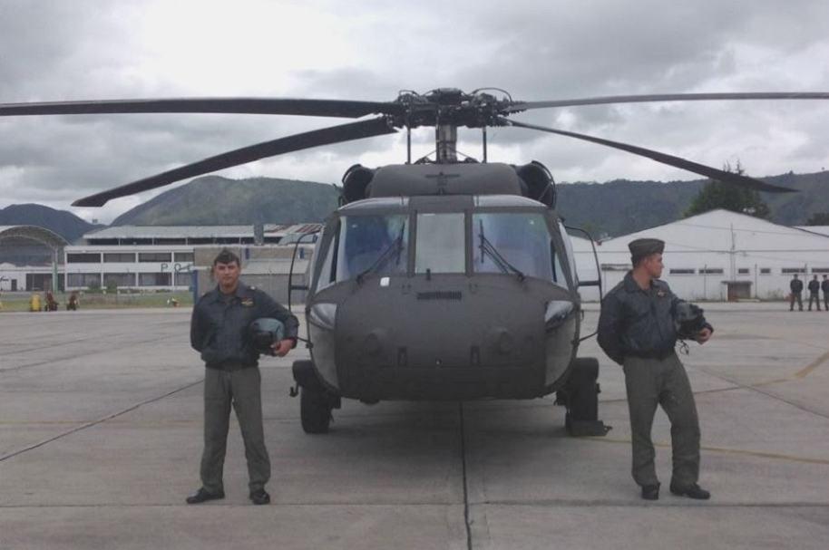 Helicópteros de la Policía