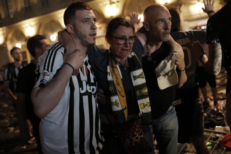 Hinchas Juventus