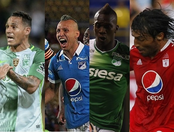 Semifinales Liga