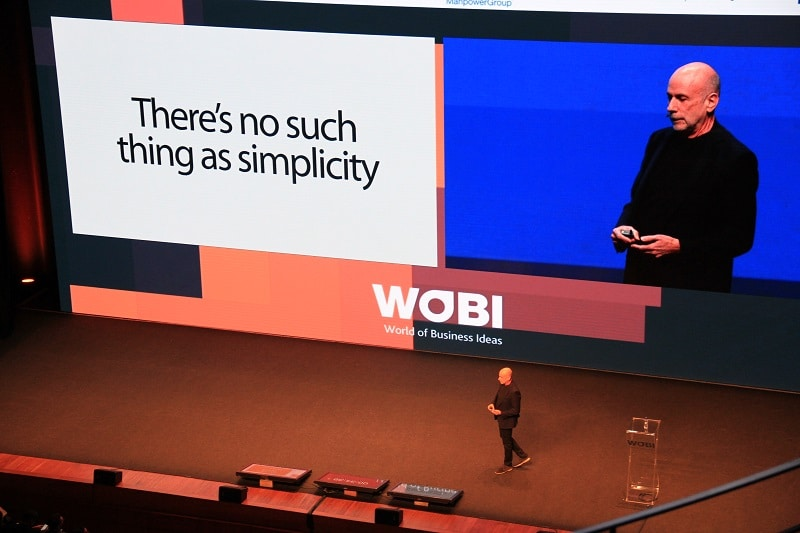 World Business Forum (Wobi) en Bogotá