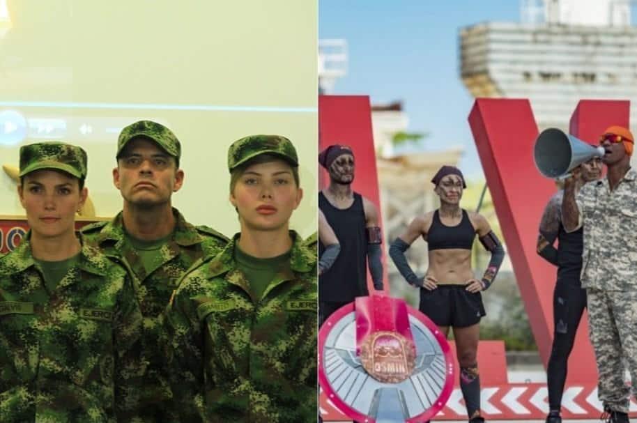 'Soldados 1.0' y 'Desafío Súper Humanos'.