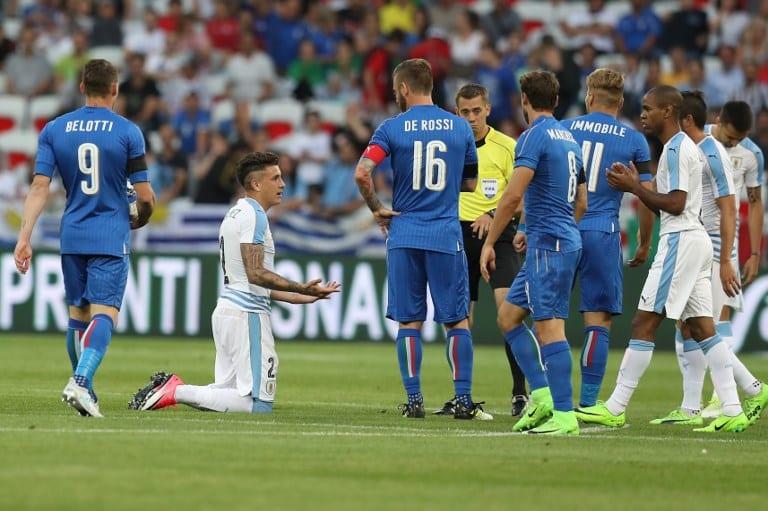 Italia vs. Uruguay