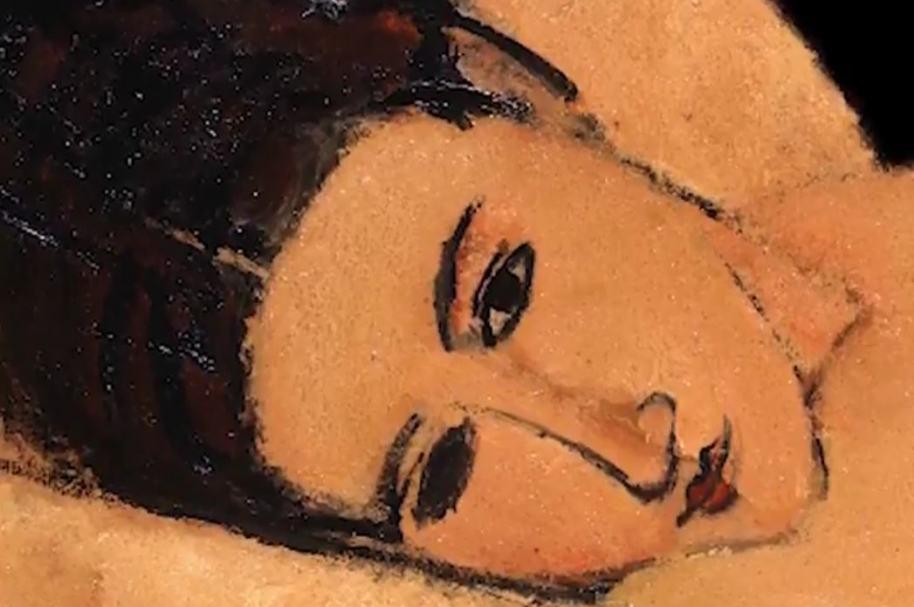 Obra de Modigliani