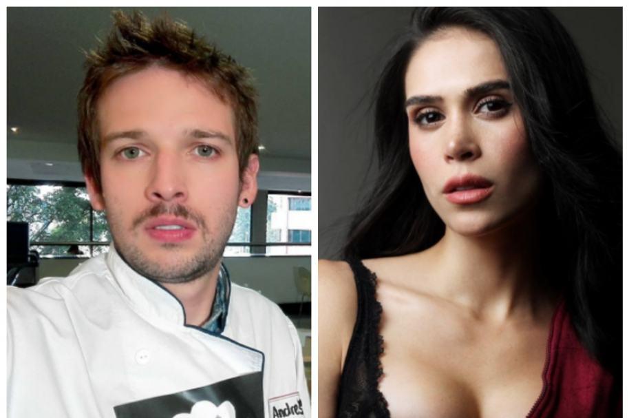 Andrés Fierro y Nataly Ortiz. Pulzo.com