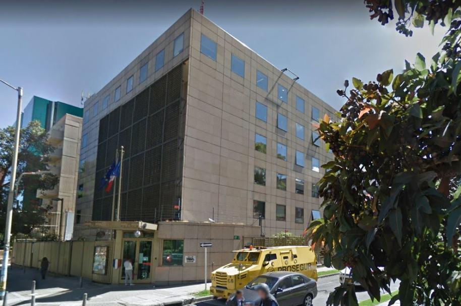 Embajada de Francia en Bogotá