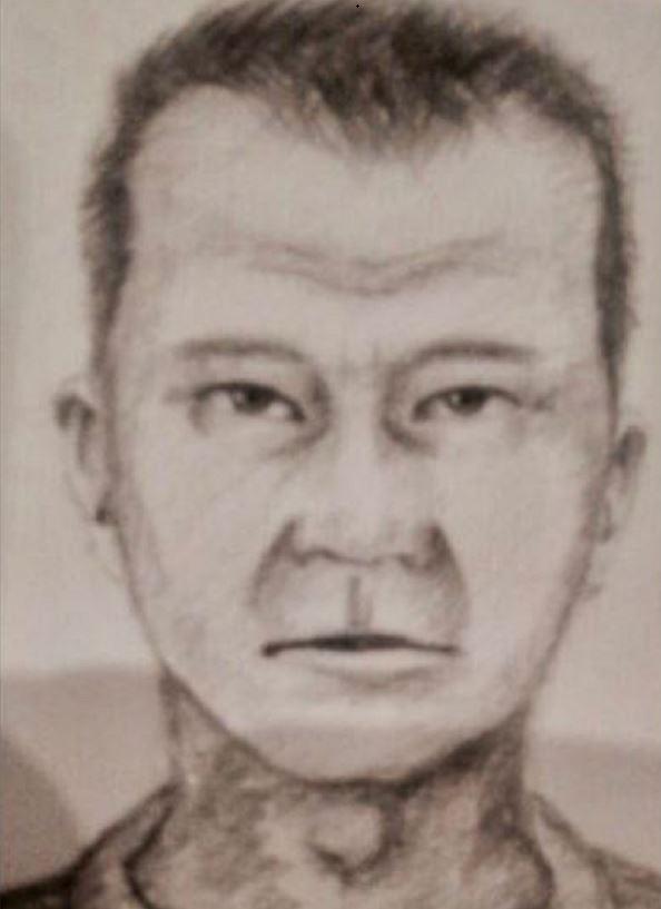 Retrato hablado de primer sospechoso