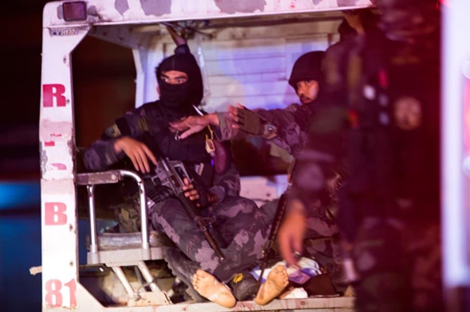 Terrorismo en Filipinas