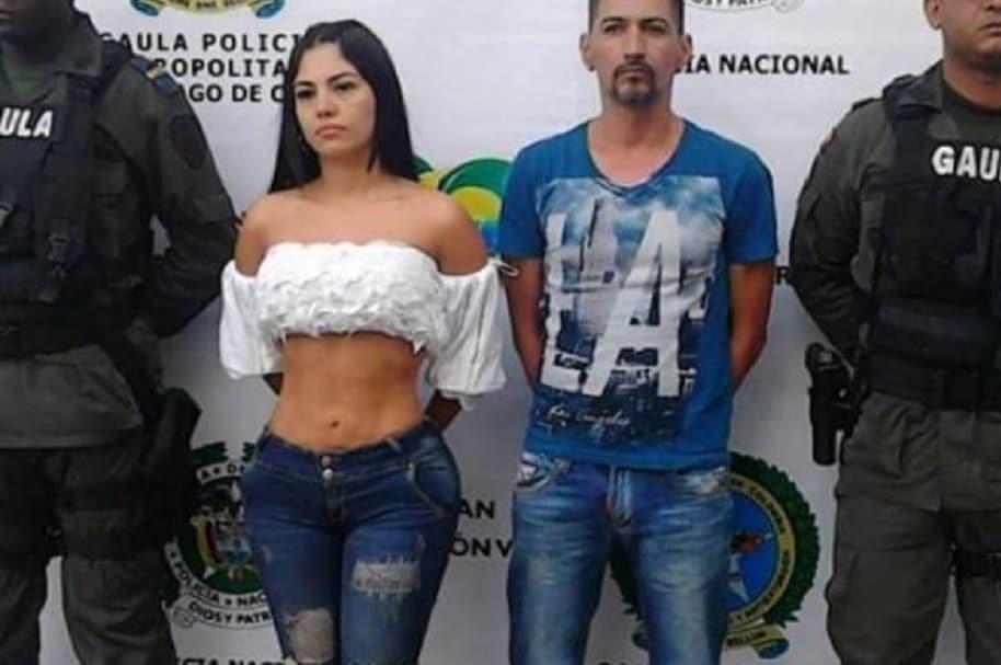 Presentadora capturada por secuestro