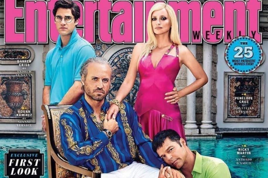 Elenco American Crime Story Versace