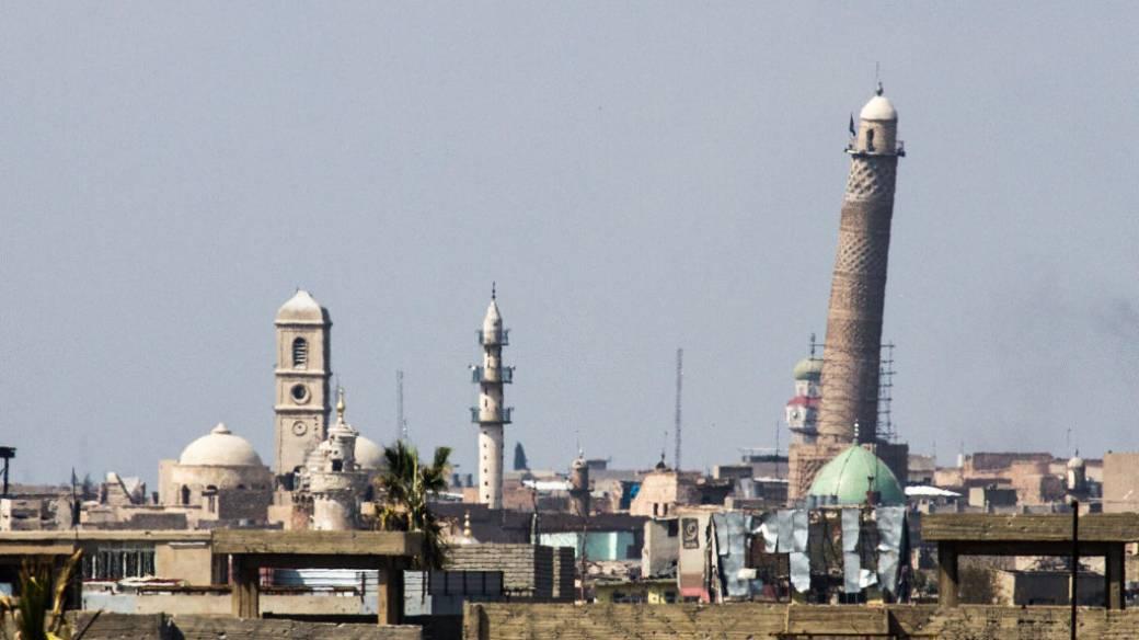 Gran mezquita de Al-Nuri