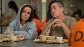 Taryn Manning y Lea DeLaria como 'Pennsatucky' y 'Boo'. Pulzo.com