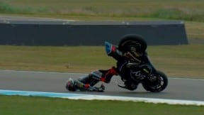 Accidente Moto 2