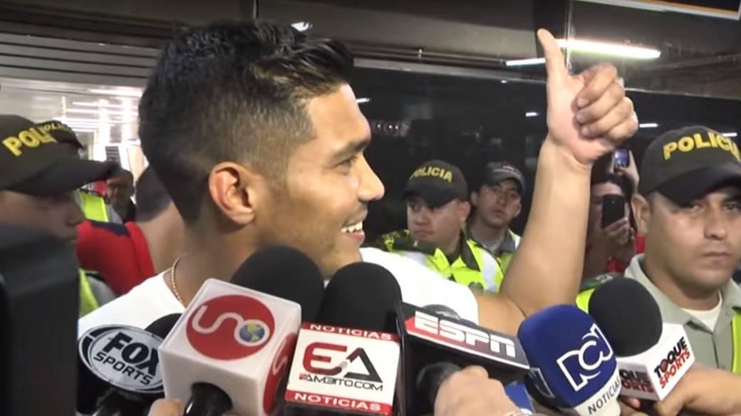 'Teo' Gutiérrez
