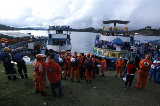 Emergencia en Guatapé
