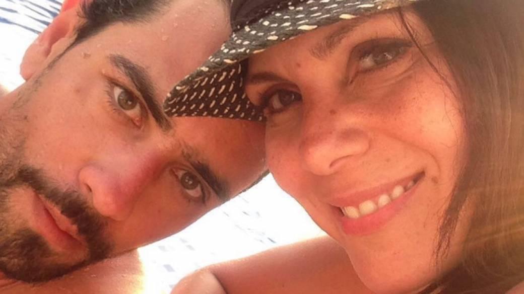 Alex Gil y Ana Beatriz Osorio