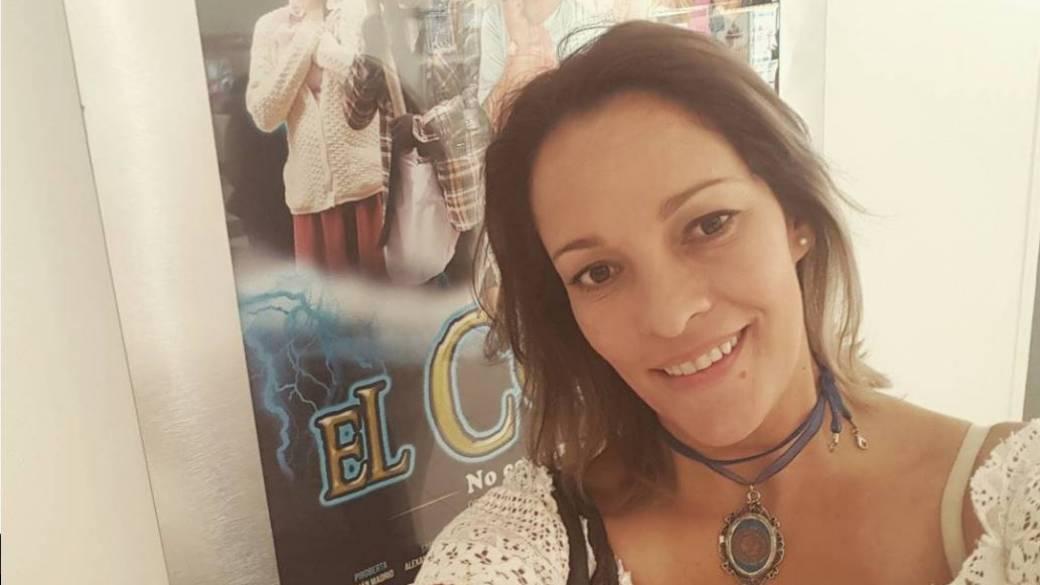 Alexandra Restrepo, humoristas de 'Sábados felices'.