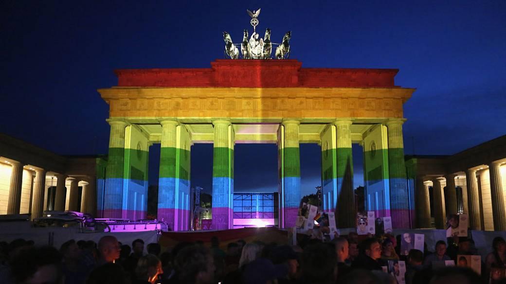 Matrimonio gay en Alemania
