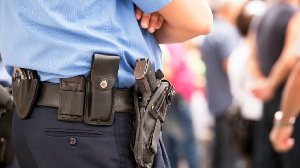 Guardia de seguridad.