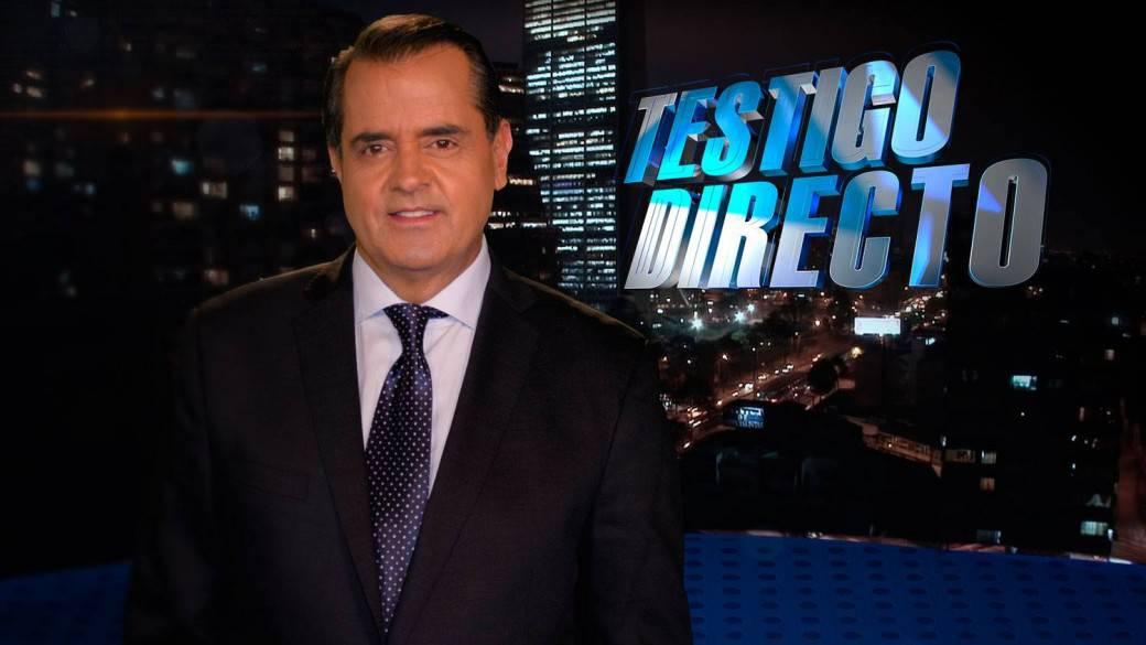 Periodista Rafael Poveda. Pulzo.com