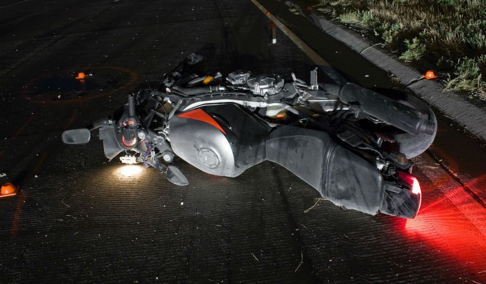 Accidente de moto. Pulzo.com